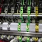 工厂供应现货彩色仿尼龙彩色提字织带